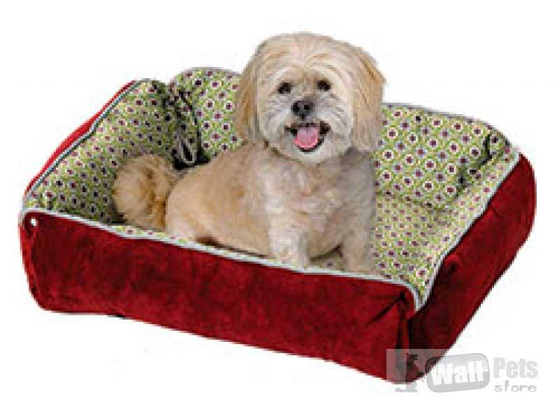 Лежанки для собак с бортом, лежаки для кошек
