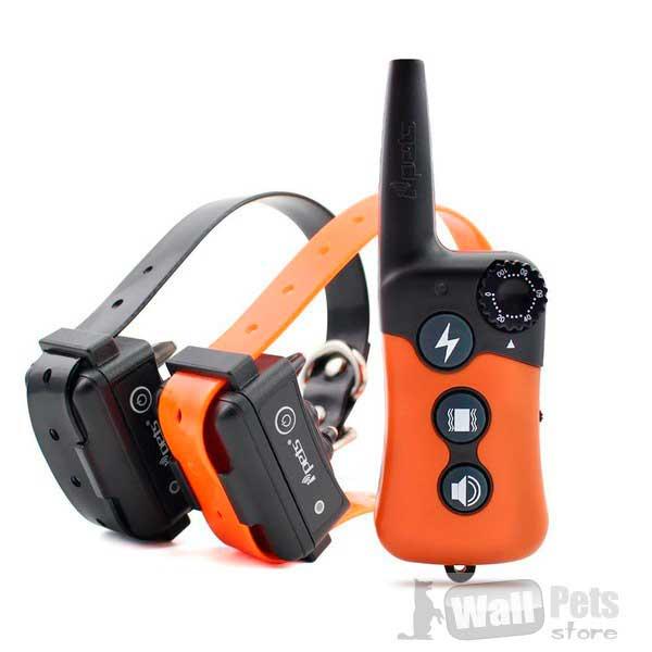 Электронный ошейник электрический ошейник для двух собак