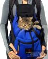 Рюкзак переноска для кошек и собак из неопрена