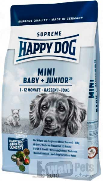 Happy Dog Mini Baby & Junior