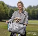 Велокорзина для собак на руль